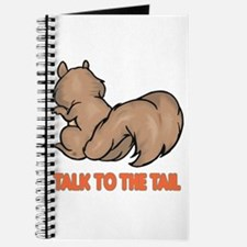 Talk to the Tail Squirrel Journal