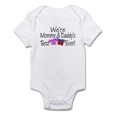 Best P & B Present Cute Baby Bodysuit