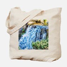 Small Waterfall Tote Bag