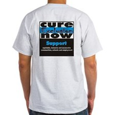 Cure Exclusion Now T-shirts T-Shirt