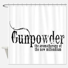 Gunpowder-1.png Shower Curtain