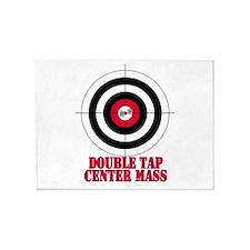 doubletap-2.png 5'x7'Area Rug