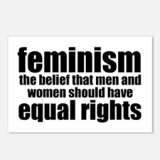 Feminist Postcards (Package of 8)