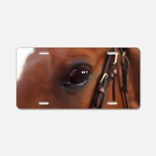 Horse Design by Chevalinite Aluminum License Plate