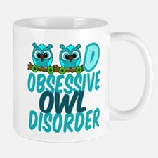 Pretty Owl Mug