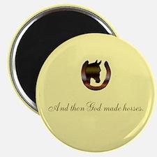 Horse Design by Chevalinite Magnet