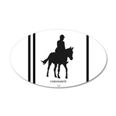 Horse Design by Chevalinite Wall Decal