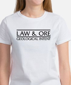 Law & Ore Geology Women's T-Shirt