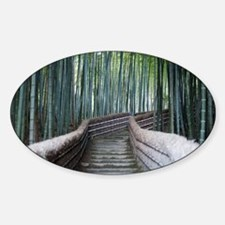 Bamboo Walk Decal