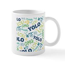 YOLO SWAG LOL Mug
