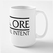 Law & Ore Geology Mug