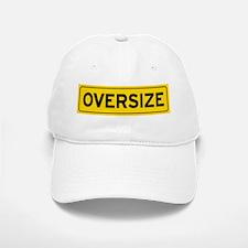 Oversize Load Sign Baseball Baseball Baseball Cap