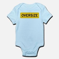Oversize Load Sign Body Suit