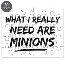 What I Really Need Are Minions Puzzle