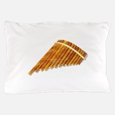 Pan Pipes Pillow Case