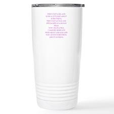 12 Travel Mug