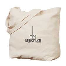 TIN WHISTLE Tote Bag