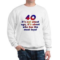 40 gifts, Sweatshirt