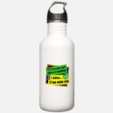 Another Drink-W.C. Fields/ Water Bottle