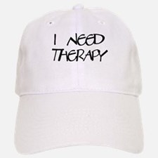 I Need Therapy Cap