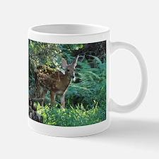 Peek-A-Boo Fawn Mugs