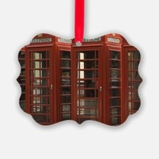 PHONE BOOTHS Ornament