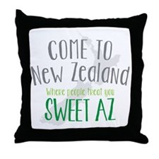 Come to New Zealand Where people treat you SWEET A