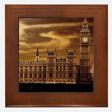 BIG BEN Framed Tile