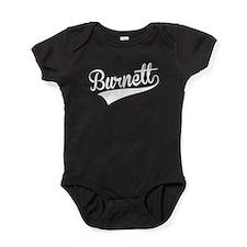 Burnett, Retro, Baby Bodysuit
