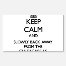 Keep calm and slowly back away from Chupacabras St