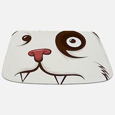 Bear Face Bathmat