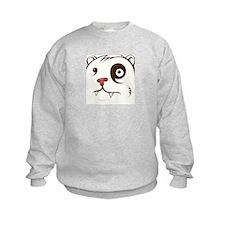 Bear Face Sweatshirt