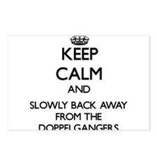 Keep calm and slowly back away from Doppelgängers