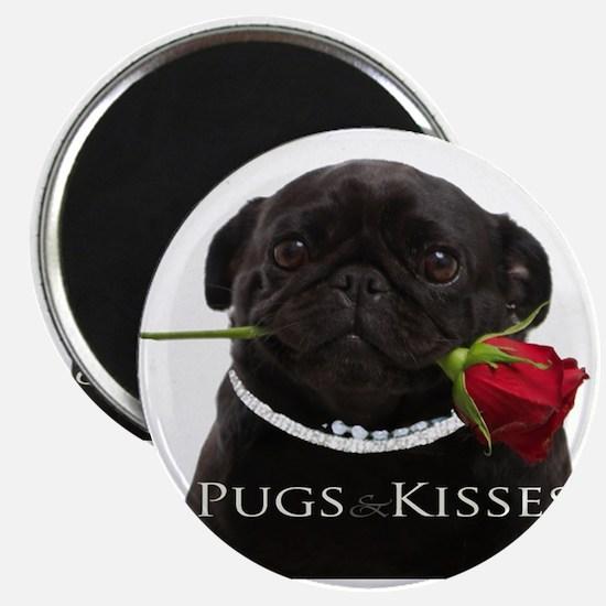 Funny Dog valentine Magnet