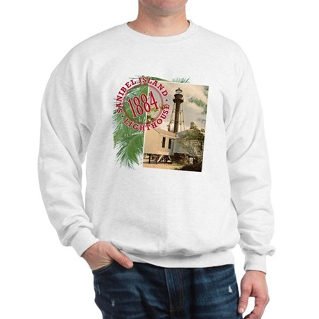 Sanibel 1884 Lighthouse - Sweatshirt
