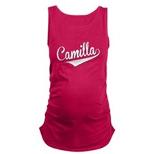 Camilla, Retro, Maternity Tank Top