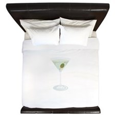 Gin Vodka Olive Martini Liquor Drink Beverage King