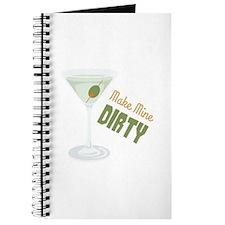 Make Mine Dirty Journal