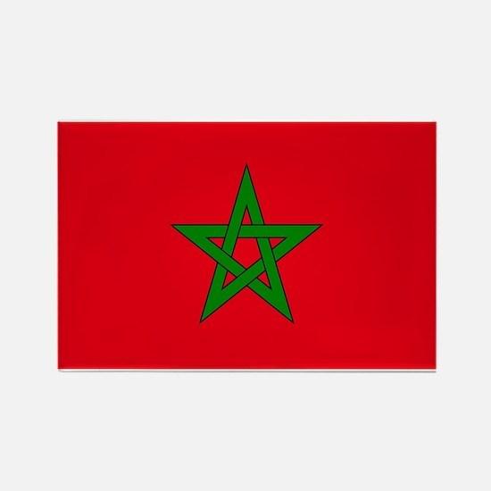 moorish flag, morocco glag, moroccan flag, Magnets