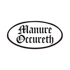 Manure Occureth Patches