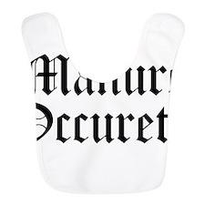 Manure Occureth Bib