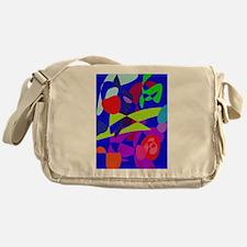 Colorful Fruits Messenger Bag