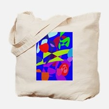 Colorful Fruits Tote Bag