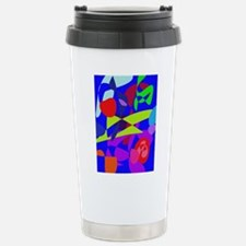 Colorful Fruits Travel Mug