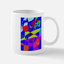 Colorful Fruits Mugs