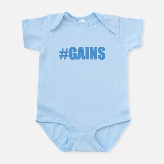 #GAINS Body Suit