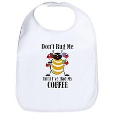Coffee Bug Bib