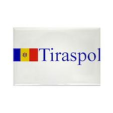 Tiraspol, Moldova Rectangle Magnet