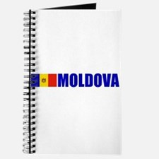 Moldova Flag Journal