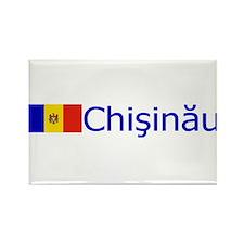 Chisinau, Moldova Rectangle Magnet